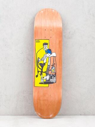 Deska Polar Skate Dane Brady Pizza Oven (orange)