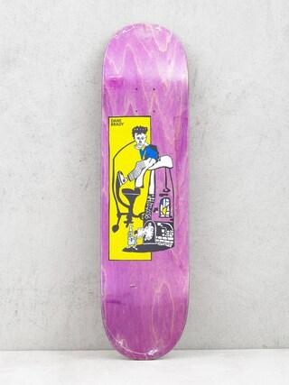 Deska Polar Skate Dane Brady Pizza Oven (violet)