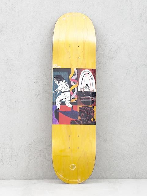 Deska Polar Skate Nick Boserio Alien Encounter (yellow)
