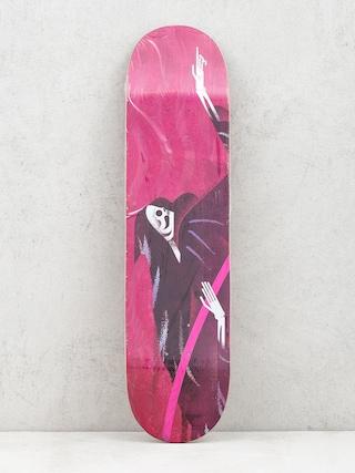 Deska Locals Skateboards Reaper (maroon)