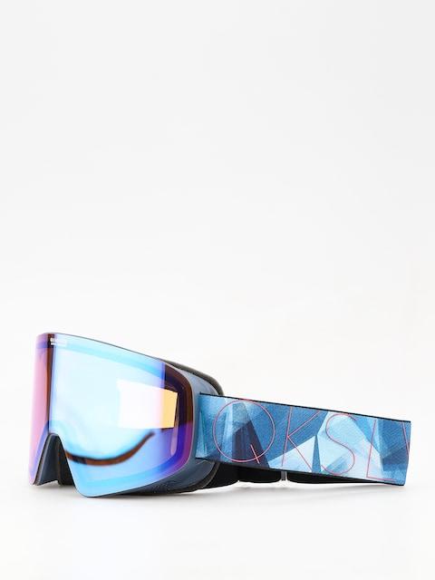 Brýle na snowboard Quiksilver Qs Rc (daphne blue)