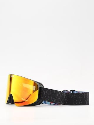 Brýle na snowboard Quiksilver Qs Rc (cendre blue)