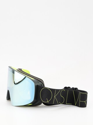 Brýle na snowboard Quiksilver Qs Rc (lime green)