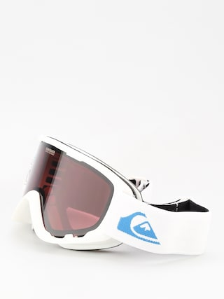 Brýle na snowboard Quiksilver Sherpa (snow white)
