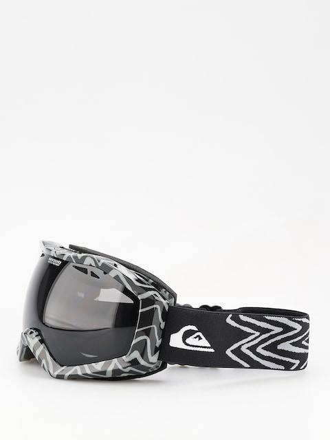 Brýle na snowboard Quiksilver Fenom Art Serie (black)
