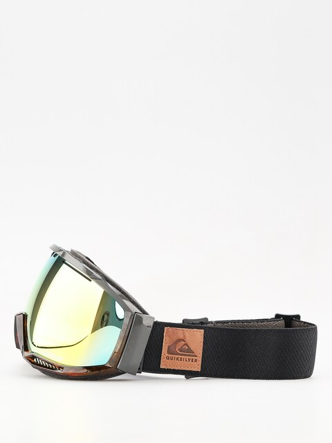 Brýle na snowboard Quiksilver Hubble (tanenbaum grape leaf)