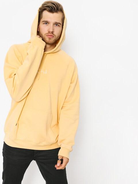 Mikina s kapucí Polar Skate Default HD (light yellow)