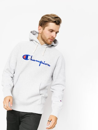 Mikina s kapucí Champion Premium Reverse Weave Hooded Sweatshirt HD (loxgm)