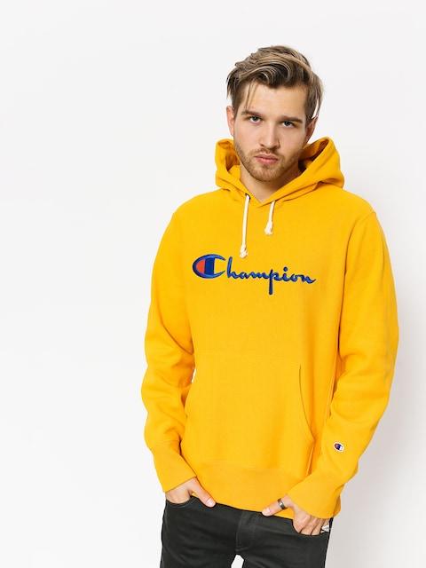 Mikina s kapucí Champion Reverse Weave Hooded Sweatshirt HD (cuy)