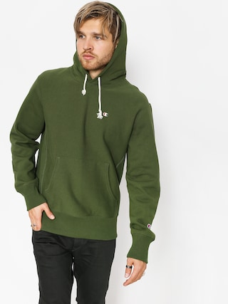 Mikina s kapucí Champion Reverse Weave Hooded Sweatshirt HD (baf)