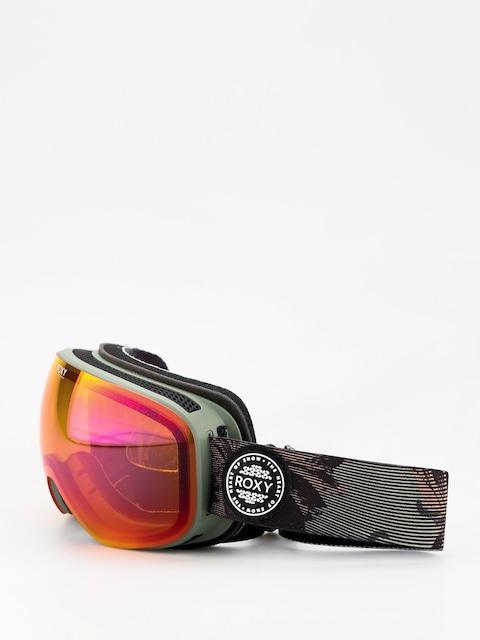 Brýle na snowboard Roxy Popscreen Wmn (swell flowers girl)