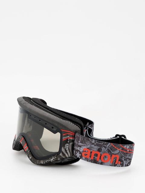Brýle na snowboard Anon Tracker (bionic/smoke)