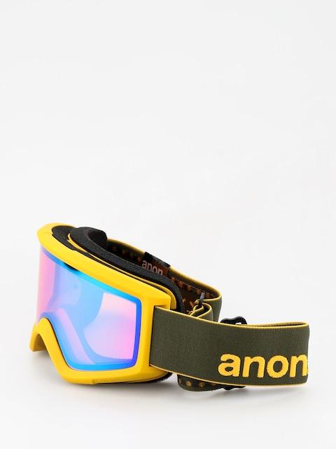 Brýle na snowboard Anon Helix 2 Sonar W Spare (green/sonar green)