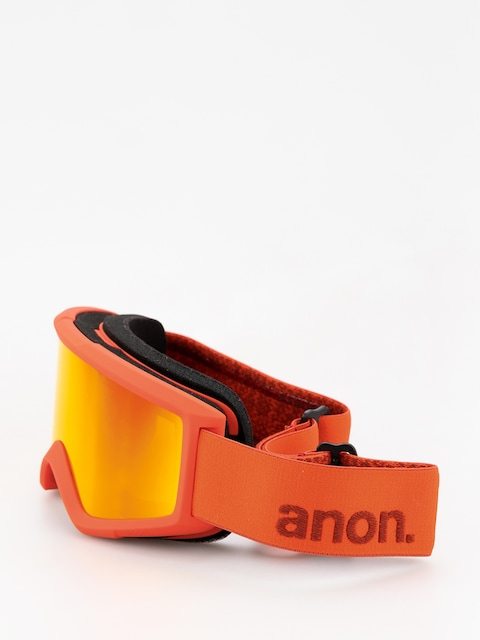 Brýle na snowboard Anon Helix 2 Sonar W Spare (red/sonar red)