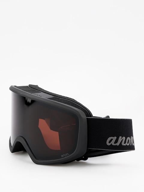 Brýle na snowboard Anon Deringer Wmn (smoke/sonar smoke)