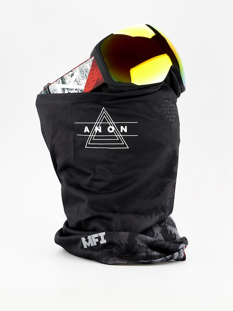 Brýle na snowboard Anon M2 Mfi W Spare (red planet/sonar red)
