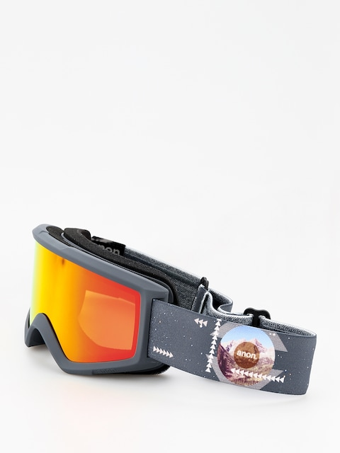 Brýle na snowboard Anon Helix 2.0 W Spare (rush/red solex)