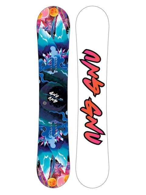Snowboard Gnu Asym Velvet C2E Wmn (multi)