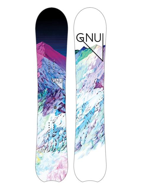 Snowboard Gnu Chromatic Btx Wmn (multi)