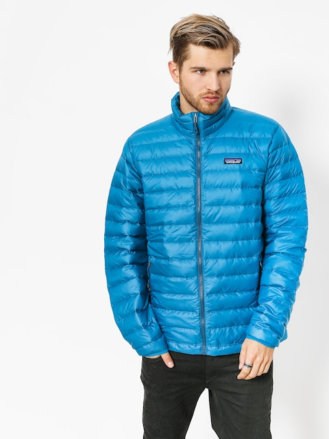 Bunda Patagonia Down Sweater (balkan blue)