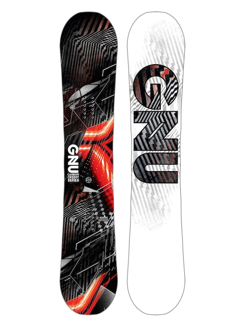 Snowboard Gnu Asym Carbon Credit Btx (multi)