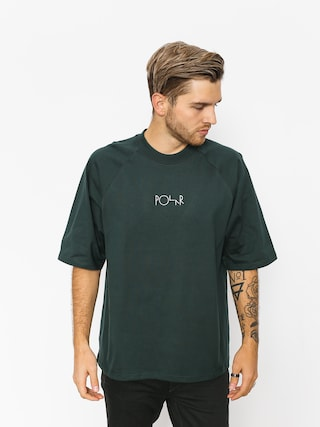 Tričko Polar Skate Default (dark green)