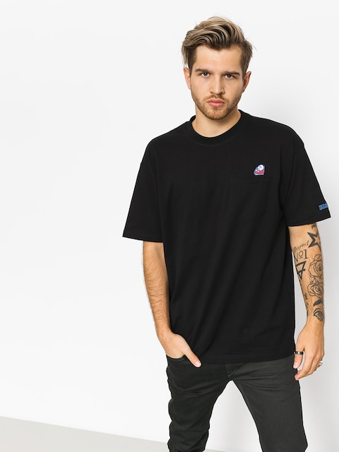 Tričko Polar Skate Big Boy Pocket (black)