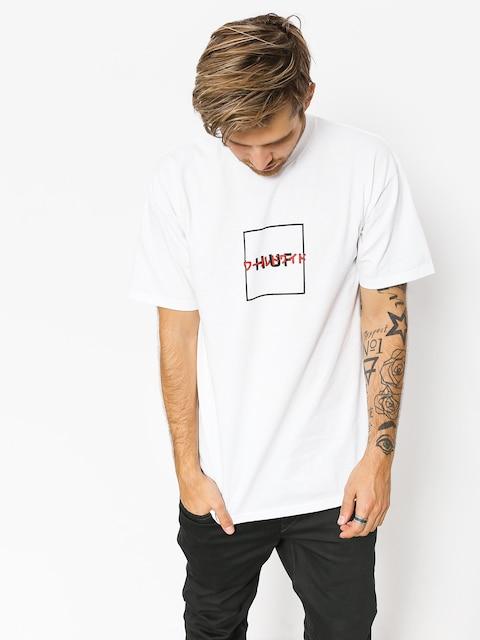 Tričko HUF Katakana (white)
