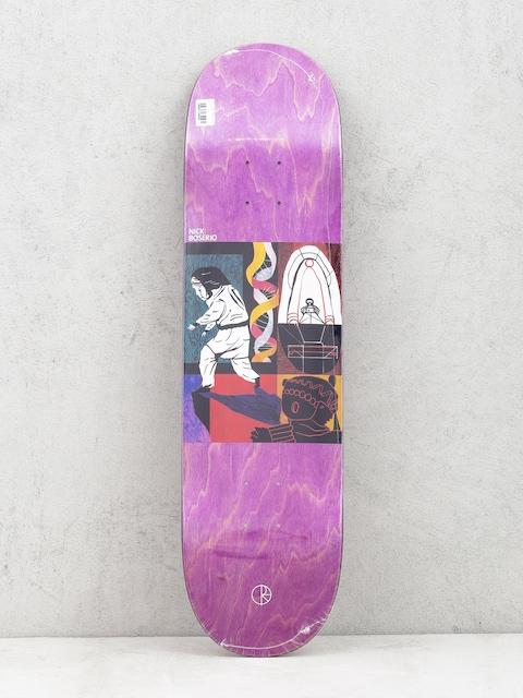 Deska Polar Skate Nick Boserio Alien Encounter (violet)