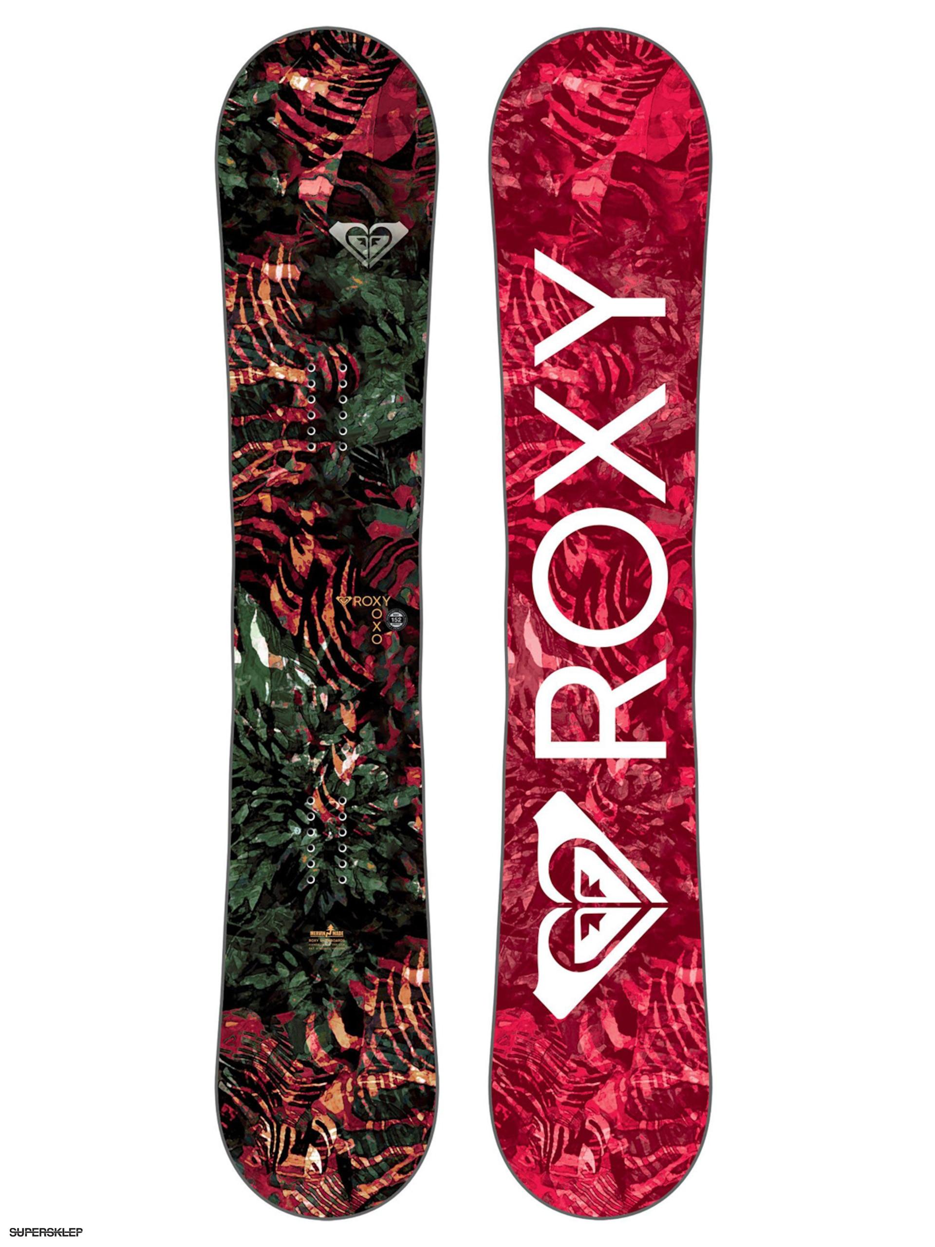 eee0957377f1 Snowboard Roxy Xoxo C2E Wmn (zebra)