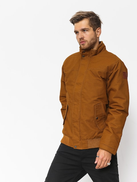 Bunda Quiksilver Brooks Full Zip (rubber)