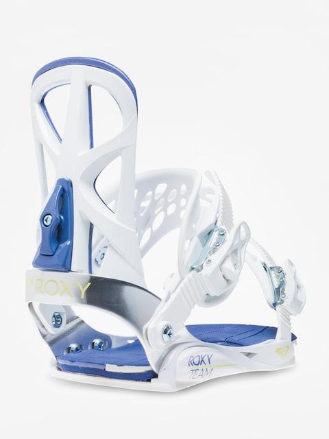 Snowboardové vázání Roxy Team Wmn (white)