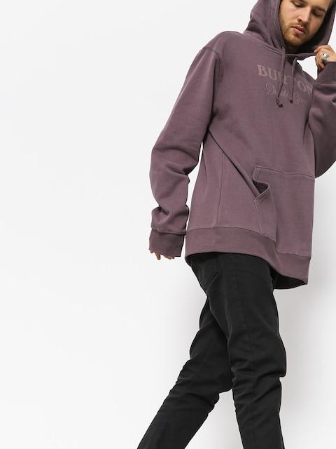 Mikina s kapucí Burton Durable Gds HD (dark sparrow)