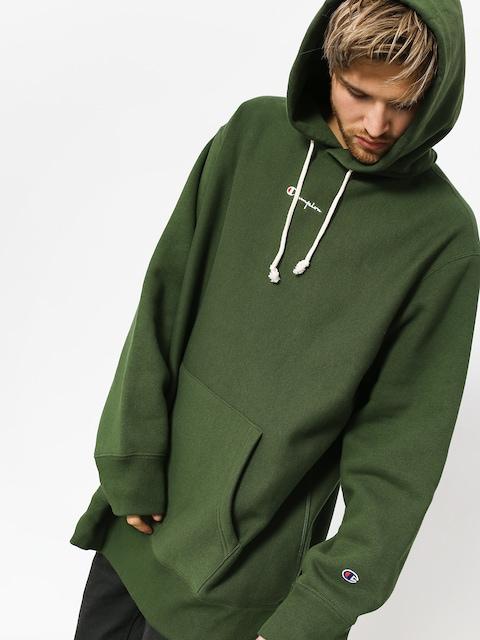 Mikina s kapucí Champion Hooded Oversize Sweatshirt HD (baf)
