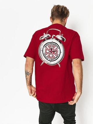 Tričko Independent x Thrasher Ttg (cardinal red)