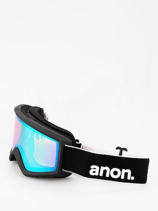 Bru00fdle na snowboard Anon Helix 2 Sonar W Spare (black/sonar green)