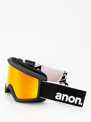 Bru00fdle na snowboard Anon Helix 2 Sonar W Spare (black/sonar red)