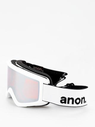 Brýle na snowboard Anon Helix 2 Sonar W Spare (white/sonar silver)