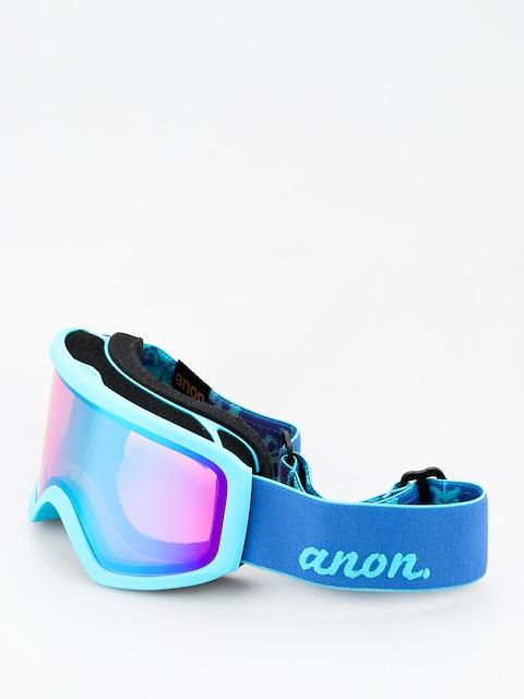 Brýle na snowboard Anon Insight Sonar Spare Wmn (blue/sonar green)