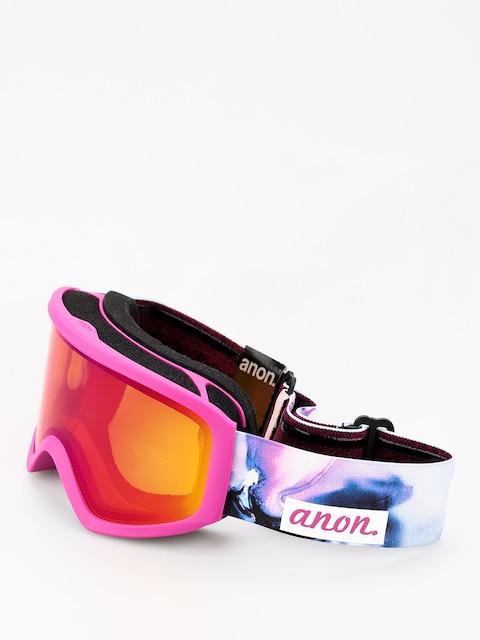 Brýle na snowboard Anon Insight Sonar Spare Wmn (watercolor/sonar irblue)