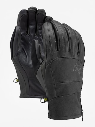 Rukavice Burton AK Leather Glv (true black)