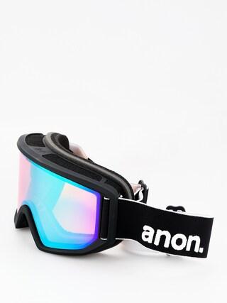 Brýle na snowboard Anon Relapse (black/sonar green)