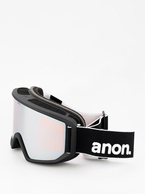Brýle na snowboard Anon Relapse (black/sonar silver)