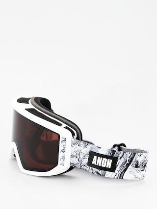 Brýle na snowboard Anon Relapse (loc/sonar smoke)
