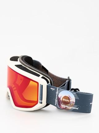 Brýle na snowboard Anon Relapse (rush/sonar irblue)