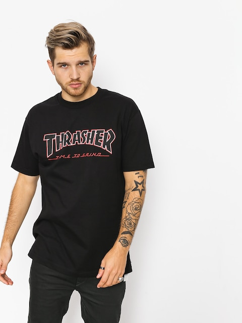 Tričko Independent x Thrasher Ttg