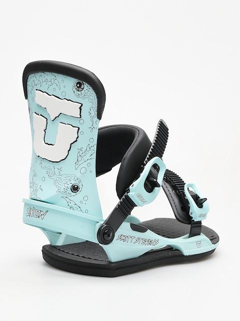 Snowboardové vázání Union Scott Stevens (blue)