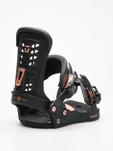 Snowboardové vázání Union Trilogy Wmn (black)