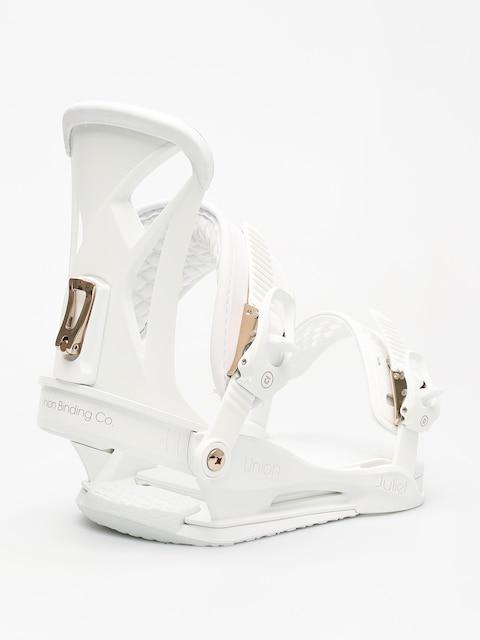 Snowboardové vázání Union Juliet Wmn (white)