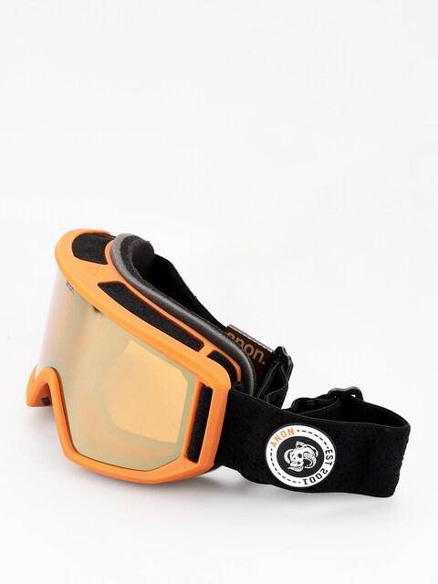 Brýle na snowboard Anon Relapse (moto/sonar bronze)